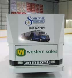 Somerville Farms Zamboni